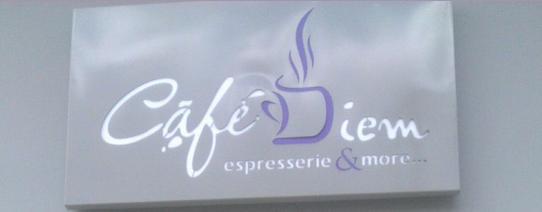 ΛΙΒΑΔΕΙΑ: CAFE DIEM