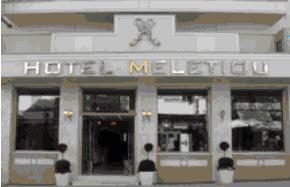 ΘΗΒΑ: HOTEL MELETIOU